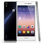 Sim only combinatie, de Huawei Ascend P7